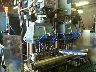 10 head CNC Automated Tapping Machine
