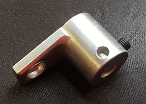 Metal part die-cast by J&M Precision Die Casting
